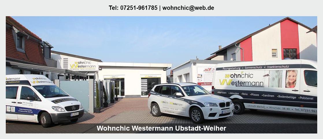 Insektenschutz in Ubstadt-Weiher - Wohnchic Westermann: Fliegengitter, Jalousien